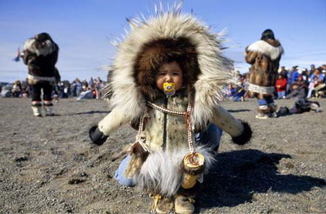 inuit-child