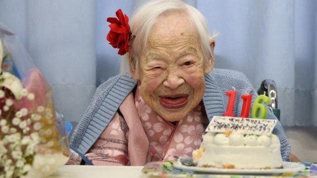 116 ans gateau anniversaire