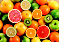 fruits vitamine C