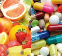 vitamines comprimés IMAGE
