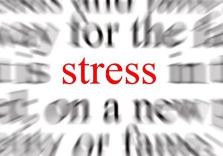STRESS TYPO